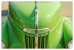 Studebaker Front Emblem by TheMan268