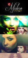 6 Modern Photo Templates by retinathemes