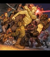 GI Joe 30 by bearmantooth