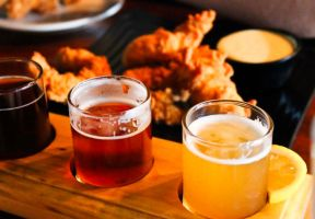 Beer and Battered Chicken by BTDubbs