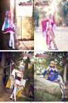 Koihime Musou: Battle Maidens by the-sushi-monster
