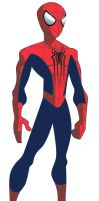 The Amazing Spider-Man 2 suit by stick-man-11