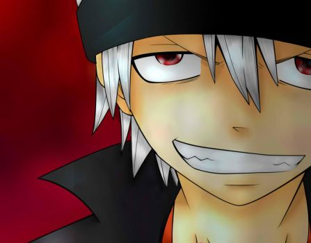 Soul 'eater' evans by epicminion