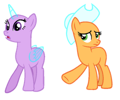 MLP Base 203 - YOU Tell Her by Twiily-Bases