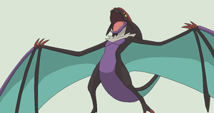 Pokemon Base 102~Noivern 1~ by Xbox-DS-Gameboy