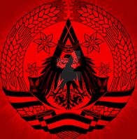 German Assassin Symbol by MehranPersia