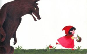 Little Red Riding Hood by CarmenGN