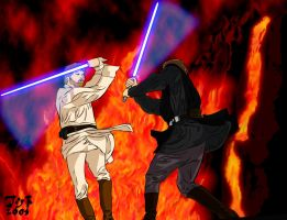 Starwars Episode3 Anime pic by Deejayqt