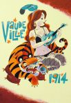 Vaudeville 1914 by MelDraws