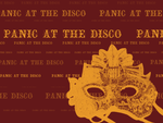 Panic At the Disco by SarahVikken