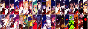 Disgaea 3 Battle Cut Art by Paradigm-Zero