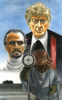 The Sea Devils by Marc137