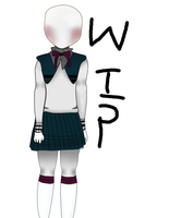 School Uniform WIP by AskSabertooth