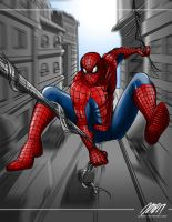 Spidey by greytei