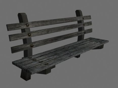bench by hauphuocnguyen
