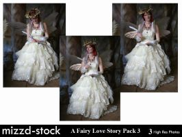 A Fairy Love Story Pack 3 by mizzd-stock