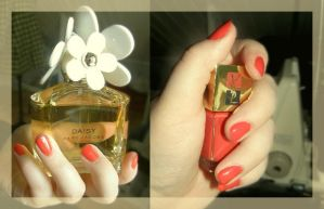 marc jacobs and YSL by IdaBlack
