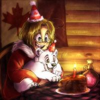 canadia day by ElectricalSnow