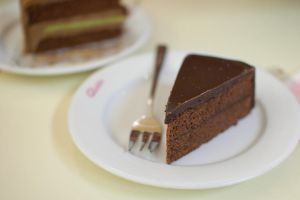 Sacher torte by patchow