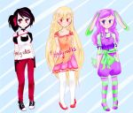 Point Adoptables! x X x BUNNY GIRL OPEN! by Marmalade-Kitten