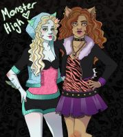 Monster High by degraala