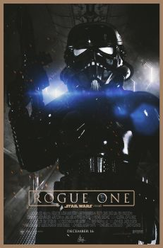 Rogue One Poster by Visutox