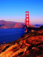 Golden Gate Bridge 01 by abelamario