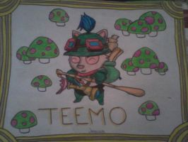 Teemo by jessi-pon13