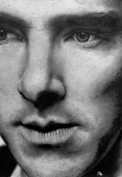 Cumberbatch by Exogenesisdude
