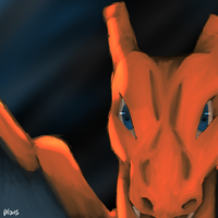 #006 Charizard by firenight617