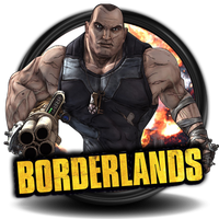 Borderlands Icon v1.1 by Kamizanon