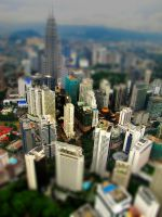 Tilt Shift-tiny Illusion 2 by ARproxc