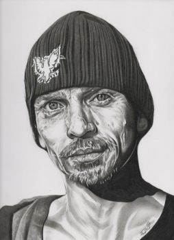 Skinny Pete - Breaking Bad by TheNightGallery