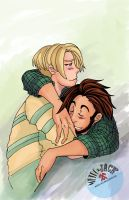 Metro-Jack: Warmth by Meam-chan