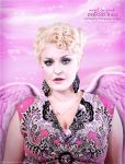 Angel in pink by Doucesse