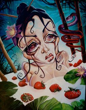 'Jungle Love' by davidmacdowell