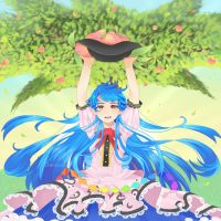 Tenshi - Peach Season by Aminoob