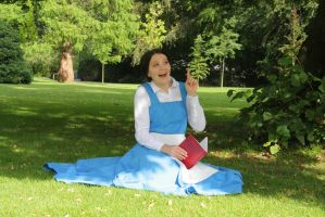 Belle Cosplay - just for the lols by THfreaken