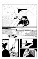 CODE WORD: GERONIMO PAGE 3 INK by aminamat