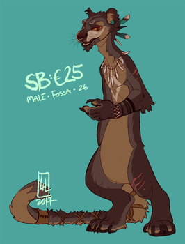 Fossa Adoptable by LiLaiRa