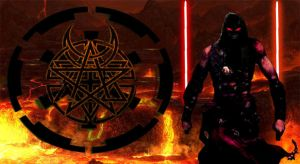 Disturbed Sith Guy by IGMAN51