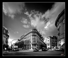 Rome by the street III by etsap