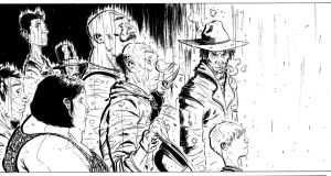 another western panel by BrentMcKee
