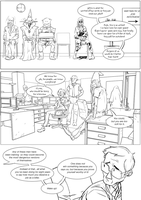 The adventures of Sonny Hernandez (webcomic) by odioaguy01