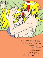 AY: I want to hold you like this forever sis: by hush-janiz15