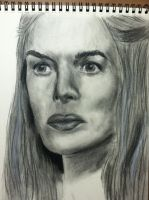 Cersei Lannister by WoWLinry