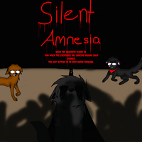 Silent Amnesia cover -contest- by AirenNova