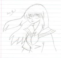 First Anime Attempt by cdh1994