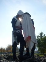 Secret Love Assassin's creed brotherhood by RerinKin