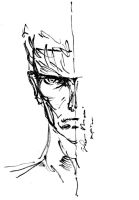 Solid Snake, 1999 by TheRealDarkRevan